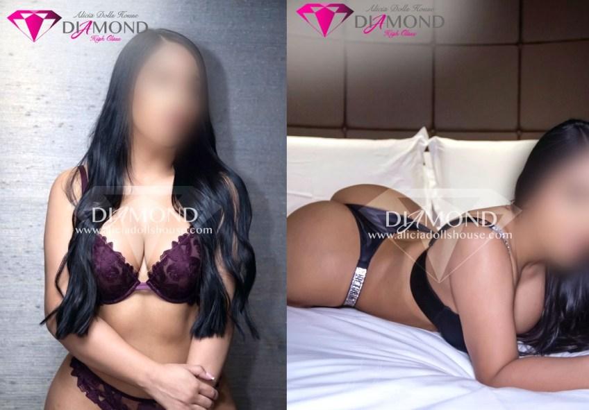 Aliciadollshouse escorts y putas en Monterrey Cleo Diamond