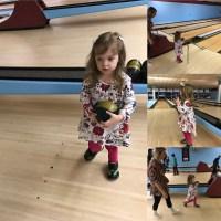O que aprendi jogando boliche com minha filha de três anos