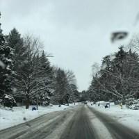 Dicas para dirigir na neve