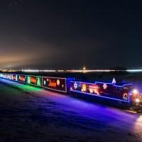 CP Holiday Train: o trem mágico e do bem, em Toronto
