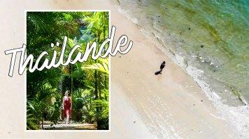 Travel Vlog Ao Nang Thaïlande