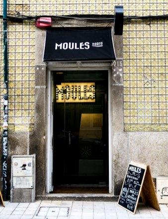 Moules-porto