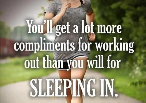 amp up your workout playlist with me you'll get a lot more compliments sleeping-in