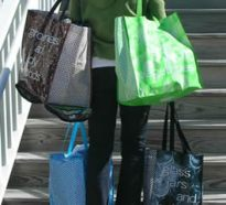 easy to carry reusable shopping bags