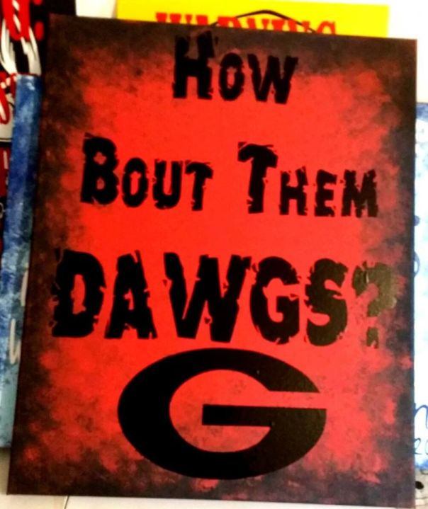 canvas dawgs