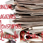 Organizing Magazines and Newspapers