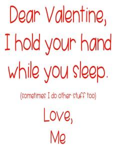 Dear Valentine copy