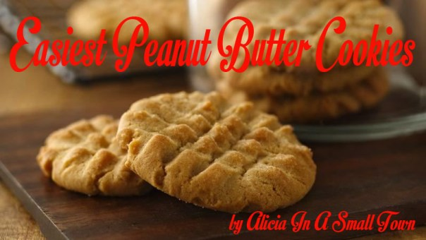 Peanut Butter Cookies copy