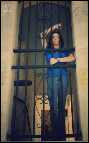 Miriam - Blanco - In The Window - #2 - Sig - F