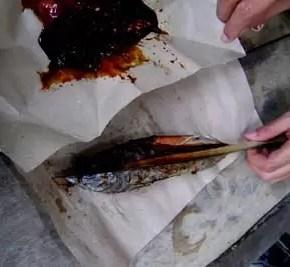 Ikan Bakar Sambal Kecap