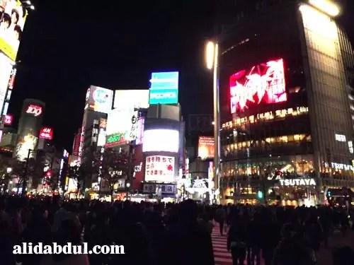 Shibuya Featured