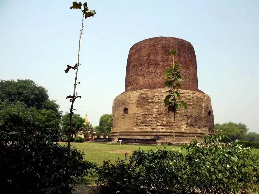 Stupa Sarnath AlidAbdul
