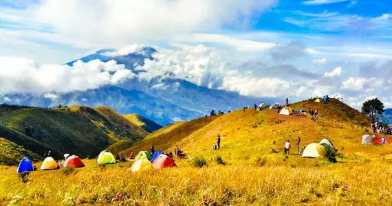 Gunung Prau Wonosobo Featured