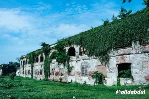 Benteng Pendem Ngawi Alid Featured