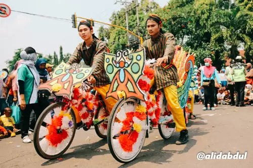 Karnaval Jombang 2016 Featured