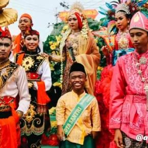 Karnaval Jombang 2016 Bhineka Tunggal Ika 2