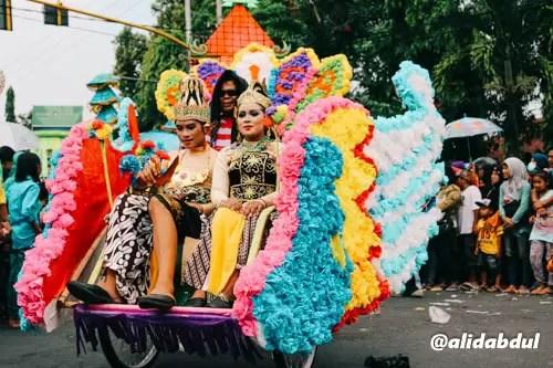 Karnaval Jombang 2016 - Bhineka Tunggal Ika (3)