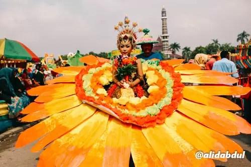 Karnaval Jombang 2016 - Bhineka Tunggal Ika (6)