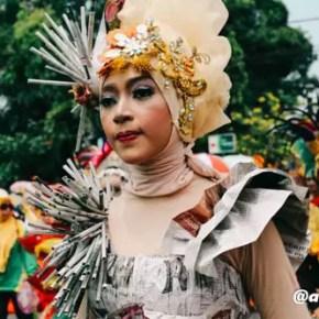 Karnaval Jombang 2016 Kampanye Lingkungan 5