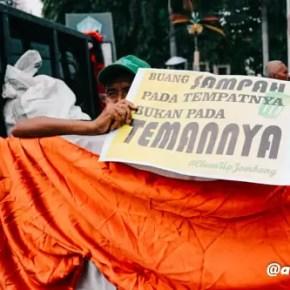 Karnaval Jombang 2016 Kampanye Lingkungan 7