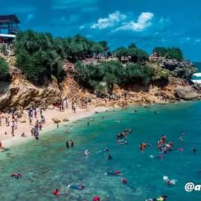 Pantai Nglambor Gunungkidul Alid Abdul 2