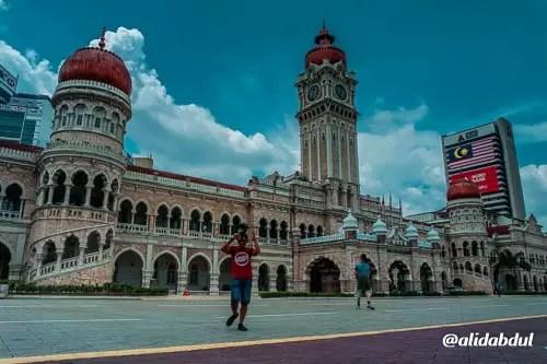 24 Jam di Kuala Lumpur Alid Abdul