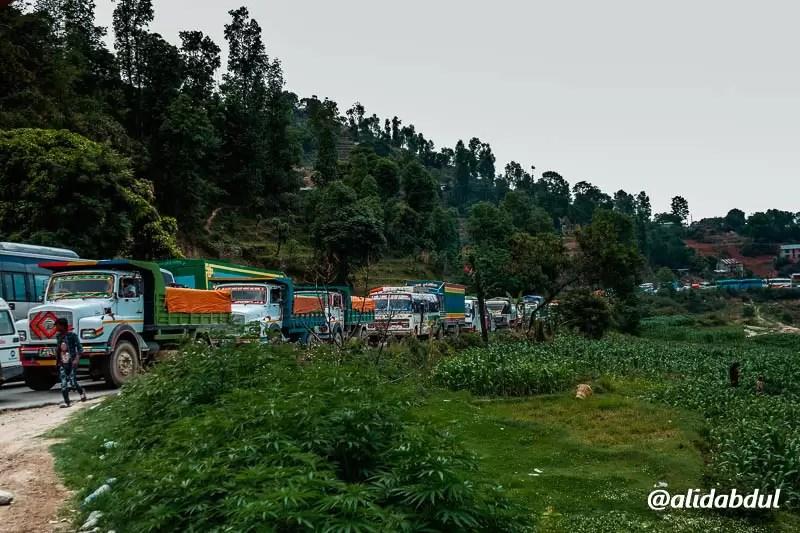 Pokhara Kathmandu Kecelakaan 5