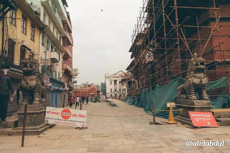 Bhaktapur Durbar Square Alid Abdul