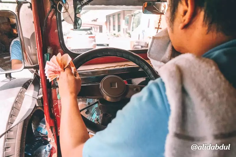 Manila Traffic 1