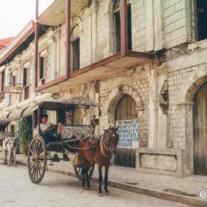 Vigan City Calle Crisologo 1
