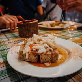 Tahu Busuk Stinky Tofu Featured