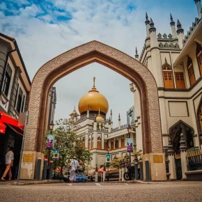 Masjid Sultan Singapura Featured