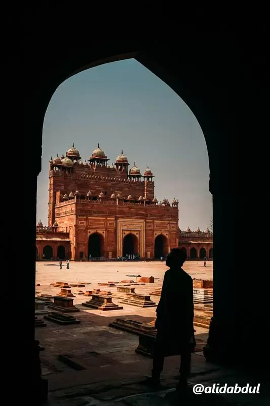 Fatehpur Sikri Featured
