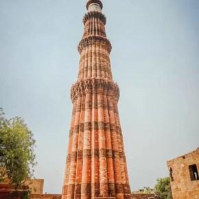 Qutub Minar Delhi India Alid Abdul 2
