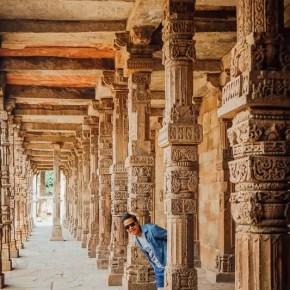 Qutub Minar Delhi India Alid Abdul 4