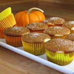 Pumpkin Surprise Cupcakes