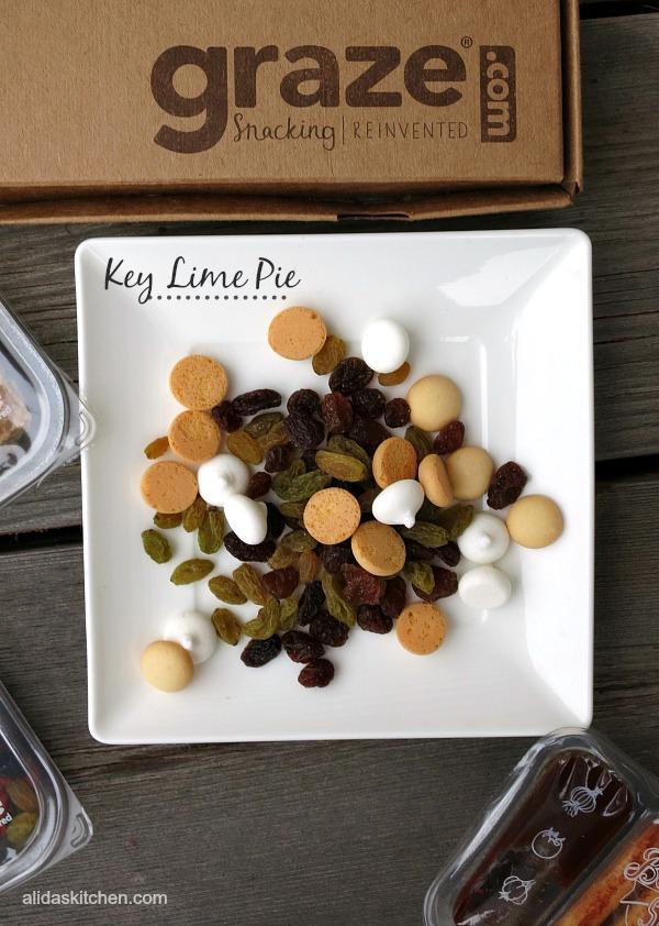 Key Lime Pie from Graze Box - Alida's Kitchen