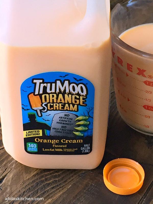 Orange Scream Baked French Toast | alidaskitchen.com