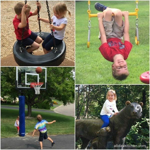 Active Kids with Clif Kid®! - alidaskitchen.com