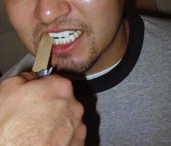 Mandible Tongue Blade