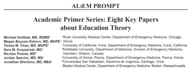 academic primer series