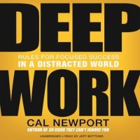 Deep Work TLDR Book Review
