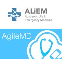 ALiEM-AgileMD logo