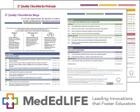 Checklists Mededlife logo large