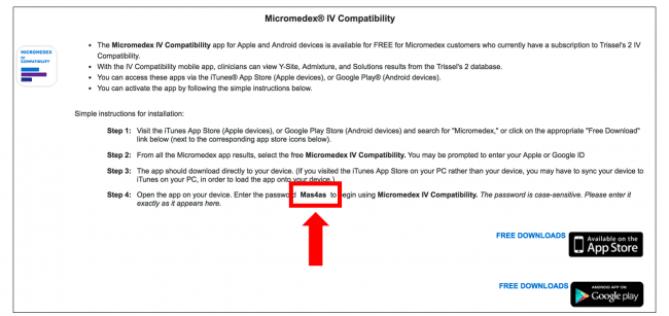 Compatability app 4