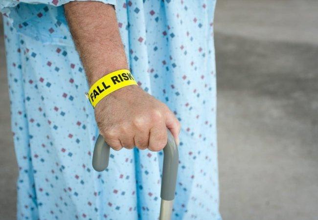 Fall Risk traumatic brain injuries older adults