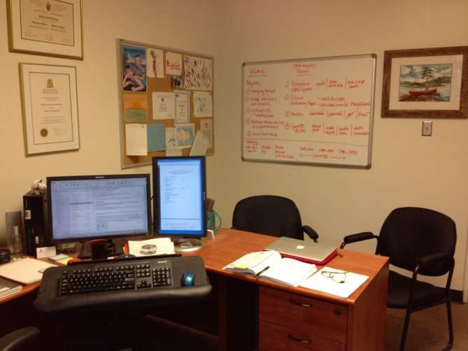 Heather Murray Office