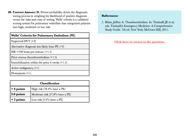 in-training exam prep book screenshot 4
