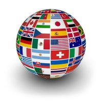 International globe canstockphoto15369311
