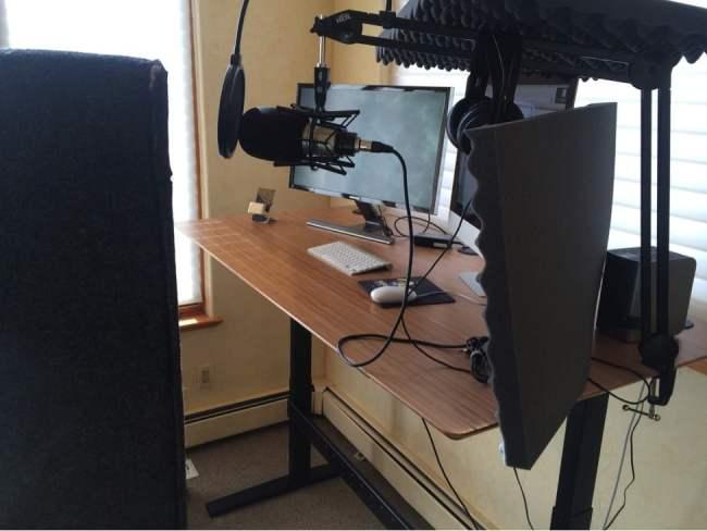 Orman Podcast Setup 4
